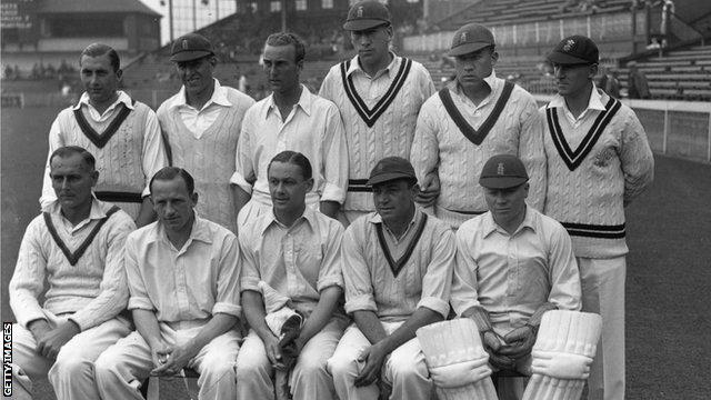 England 1936