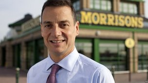Dalton Philips, Chief Executive, Morrisons