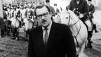 Alan Whicker reports on the private world of the Quorn.