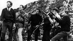 The Whicker World team filming Bandits of Sardinia in February 1968.