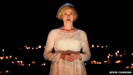 Maxine Peake in The Masque of Anarchy