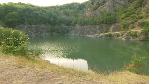 Gullet Quarry
