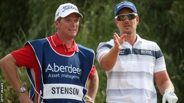 Henrik Stenson