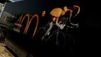 Tour de France television compound