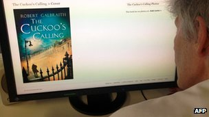 Cover photo for The Cuckoo's Calling