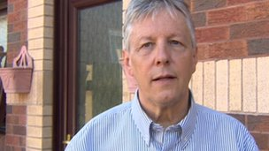 First Minister Peter Robinson has called for an end to the violence