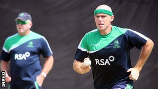 Trent Johnston is third in the list of all-time Ireland wicket-takers