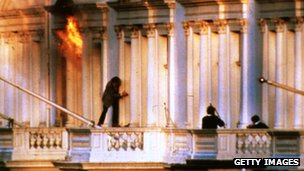 SAS raid on Iranian embassy 1980