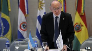 Hector Timerman Argentina foreign minister