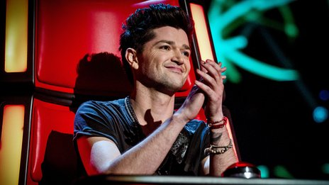 The Voice judge Danny O Donoghue to leave BBC showThe Voice Judges 2013 Names