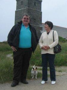 Norman McNamara and Jane Moore