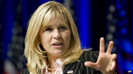 Liz Cheney file picture