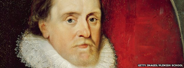 James VI & I in his thirties