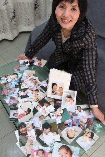 Maternity nurse Wen Xiaowei