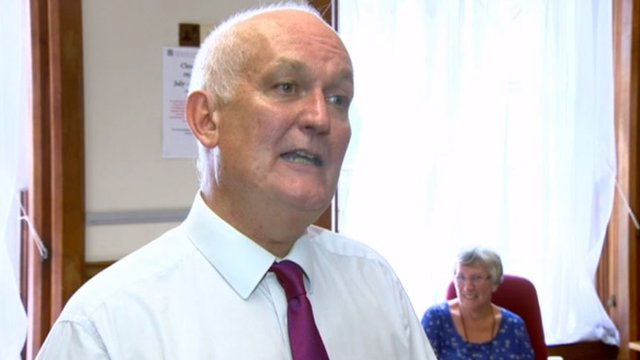 Vale of Clwyd MP Chris Ruane