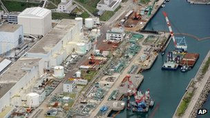 Japan takes steps on Fukushima leak