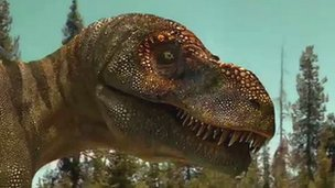 T-Rex reconstruction