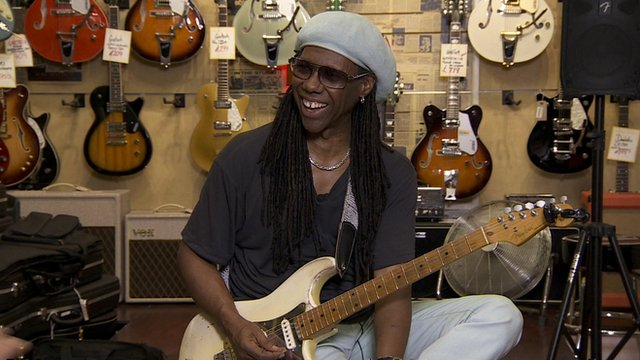 Nile Rogers