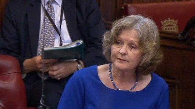 Baroness Hollins