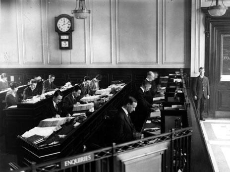 Office, mid-20th Century