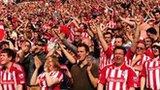 Stoke City fans
