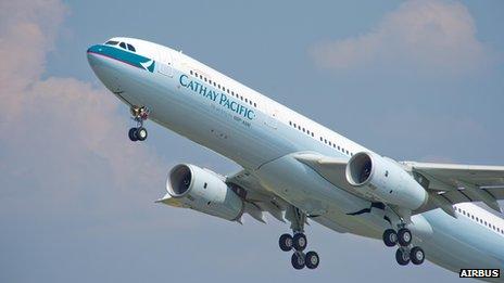 1,000th Airbus A330