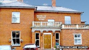 Benslow Nursing Home