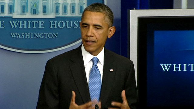 'Trayvon Martin could have been me 35yrs ago':Obama