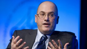 Steven Cohen in Las Vegas, Nevada, May 2011