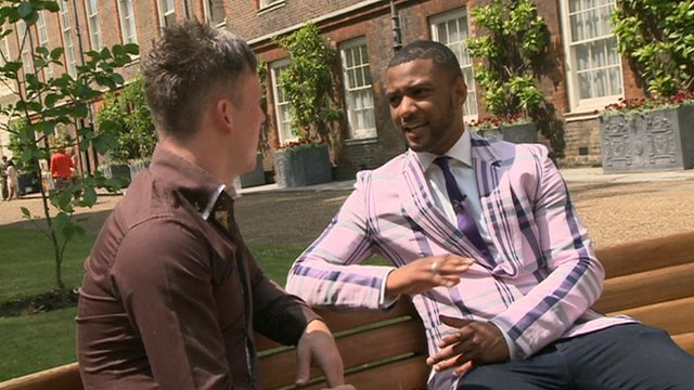 JB Gill talks to Martin