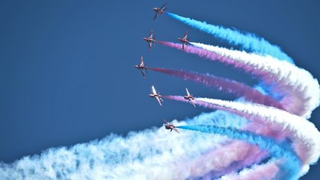 RAF Fairford, Sat 20th July 2013