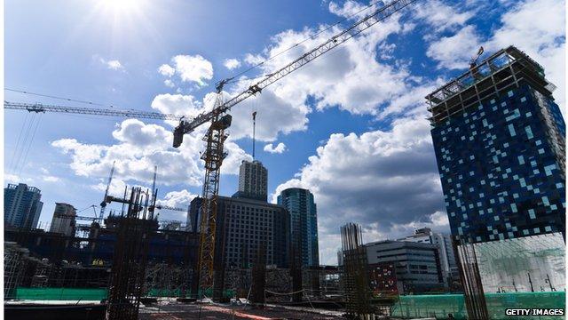 Manila construction