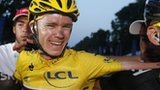 Tour de France winner Chris Froome