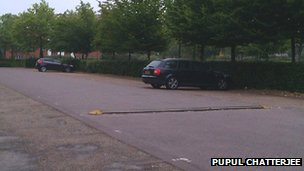 Perry Barr park-and-ride site