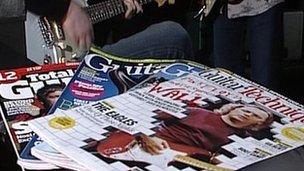 Future magazines