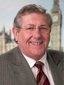 Brian Binley, MP