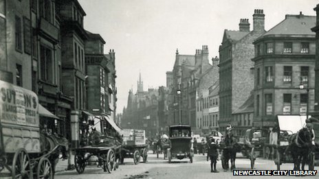 Newgate Street, Newcastle-upon-Tyne