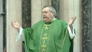 Father Tony McSweeney