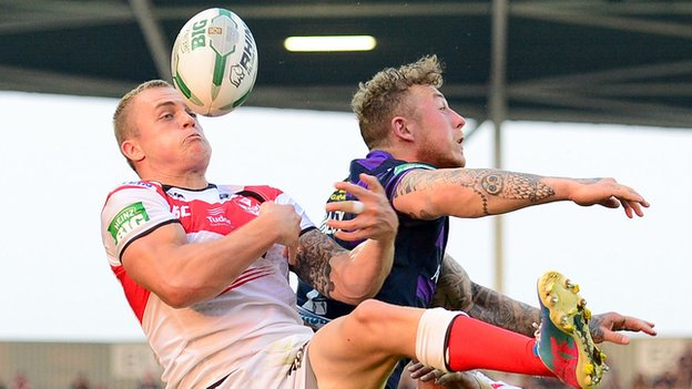 Adam Swift and Josh Charnley