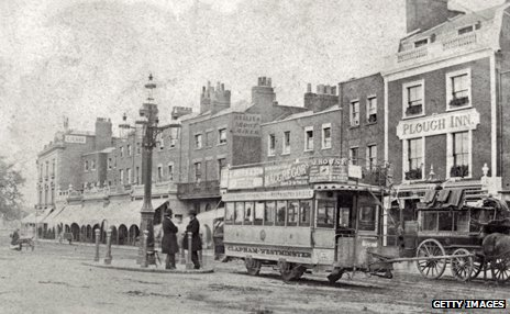 Clapham in Victorian times