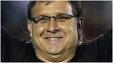 Gerardo Martino photographed during his time as coach of Argentine side Newell's Old Boys