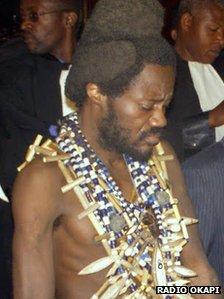 Gedeon Kyungu Mutanga