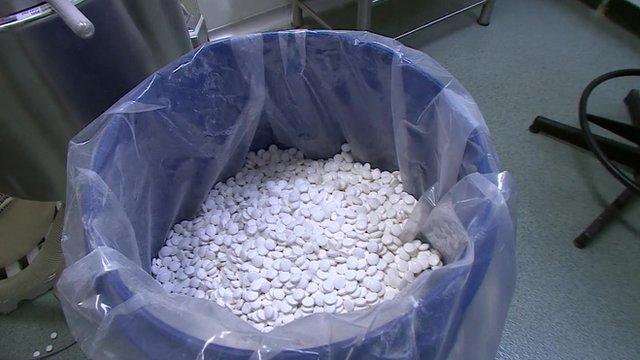 Thalidomide pills