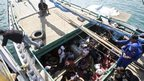 Migrant boat sinks off Indonesia