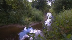 River Arrow, Redditch