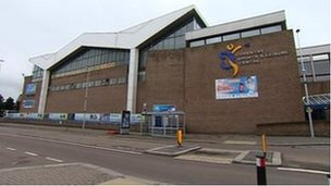 Coventry Sports Centre