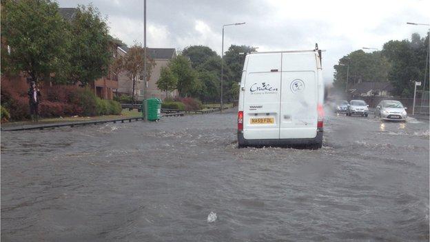 London Road, Glasgow