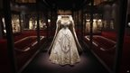 Queen's Coronation dress