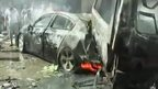 VIDEO: At least seven dead in Syria blast