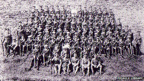 Royal Guernsey Light Infantry